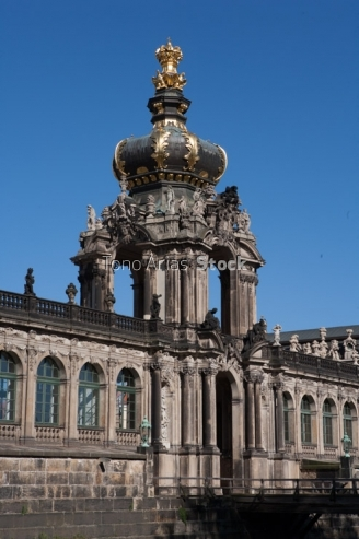 Zwinger Dresde Alemania